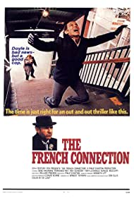 Gene Hackman and Marcel Bozzuffi in The French Connection (1971)