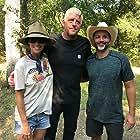 Dustin Rhodes, Tiffany McDonald, and Brett Bentman in Copper Bill (2020)
