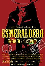Emerald Cowboy Poster