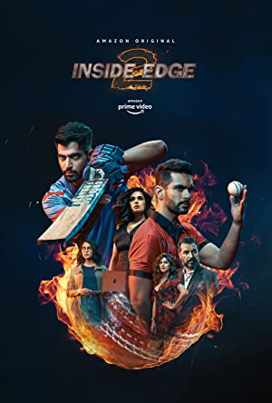 View Inside Edge - Season 1 TV Series poster on 123movies