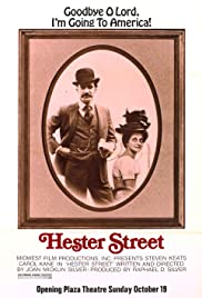 Hester Street (1975) Poster - Movie Forum, Cast, Reviews