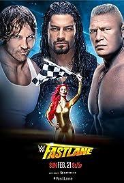 WWE Fastlane(2016) Poster - TV Show Forum, Cast, Reviews
