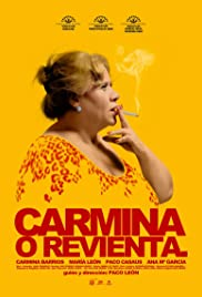 Carmina or Blow Up Poster