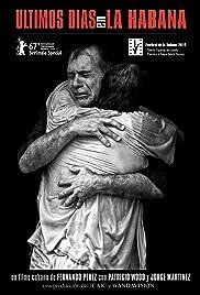 Últimos días en La Habana Poster