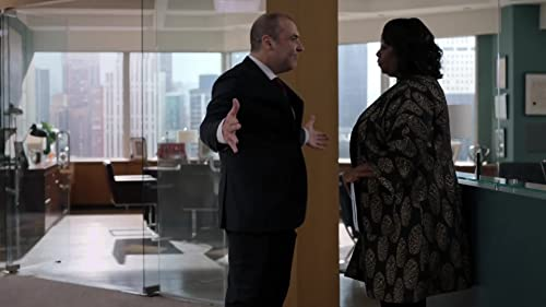 Suits: Rocky 8