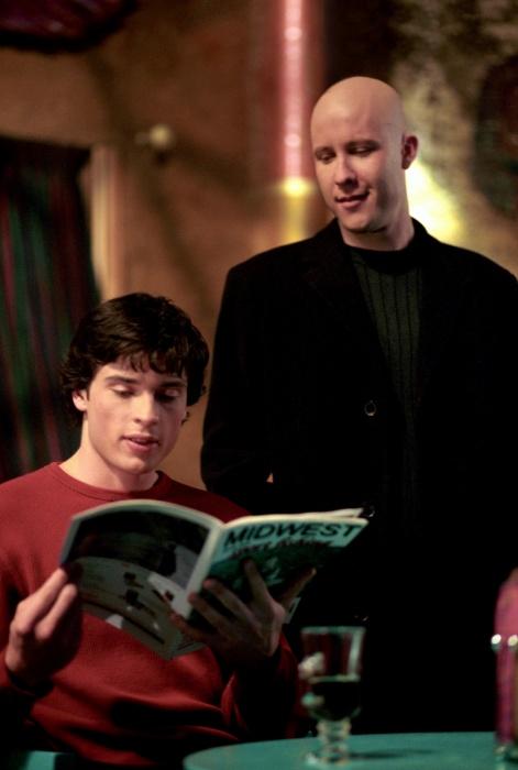 Smallville 1×17 – Segador