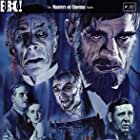 Boris Karloff, Charles Laughton, Gloria Stuart, Melvyn Douglas, Ernest Thesiger, and Brember Wills in The Old Dark House (1932)