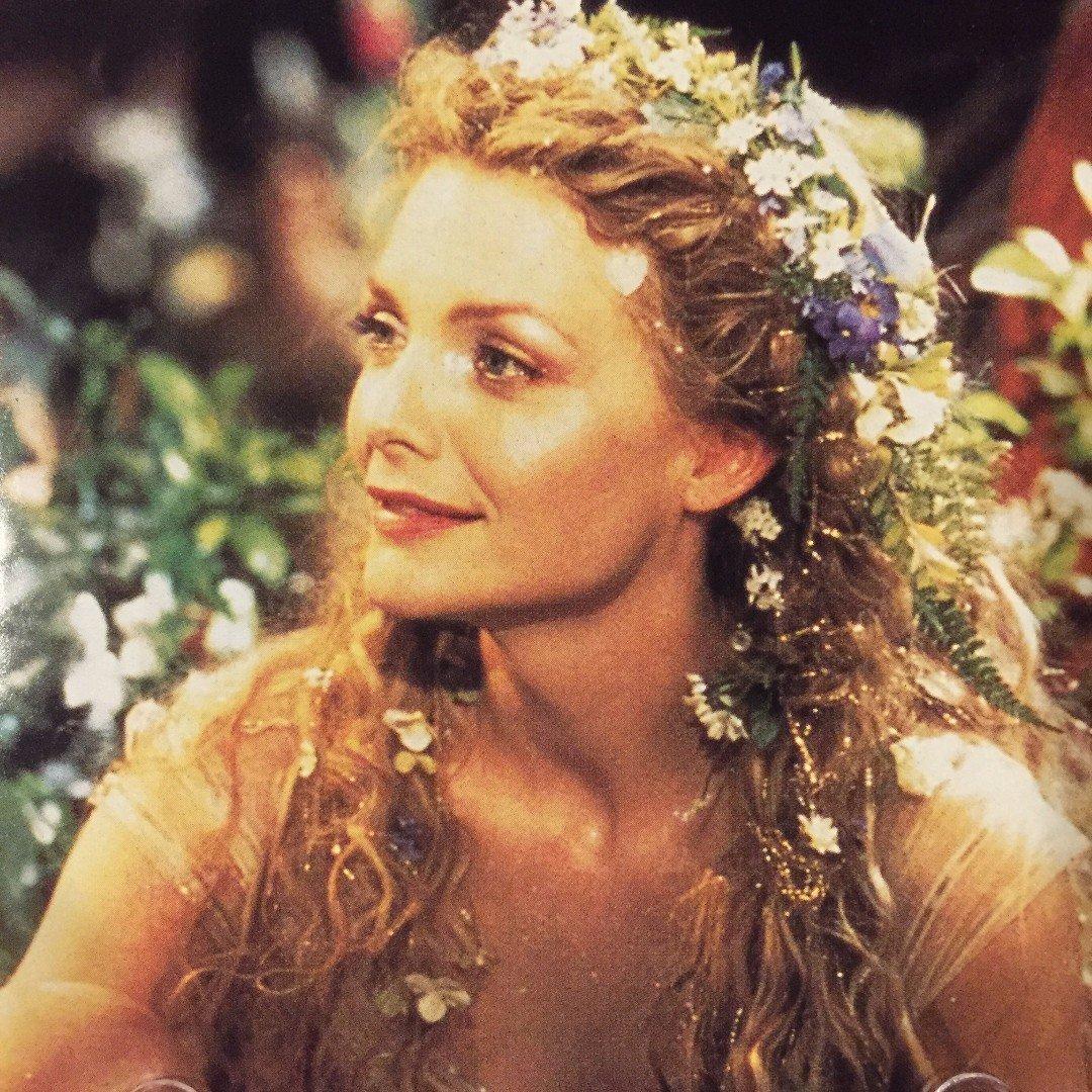 Michelle Pfeiffer in A Midsummer Night's Dream (1999)