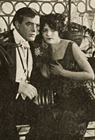 James Cruze and Florence La Badie in The Million Dollar Mystery (1914)
