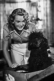 Ruth Buchardt in Moselfahrt mit Monika (1944)
