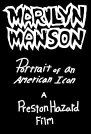 Marilyn Manson: Portrait of an American Icon Poster