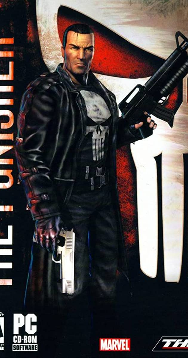 The punisher (video game 2004) imdb.