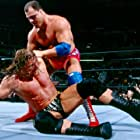 Kurt Angle and Paul Levesque in Royal Rumble (2002)