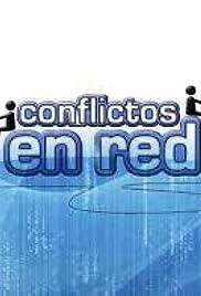 Conflictos en red Poster