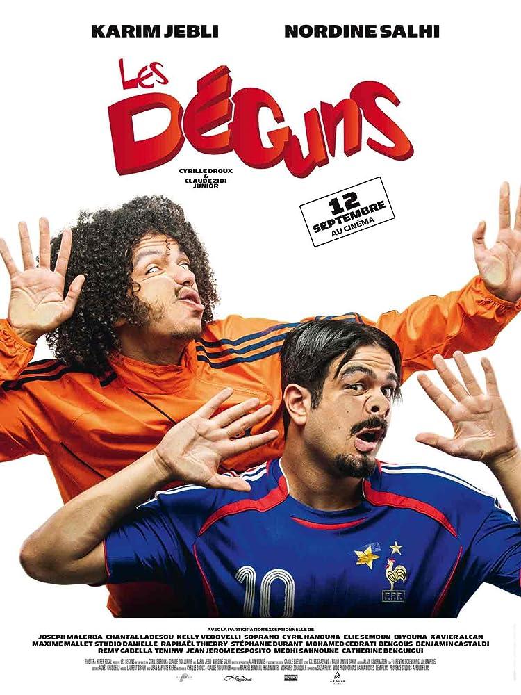 Film Les Déguns (2018) Streaming VF