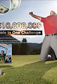 10 Million Dollar Hole in One Challenge Poster