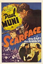 Scarface(1932) Poster - Movie Forum, Cast, Reviews