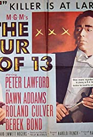 The Hour of 13 Poster