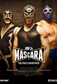 Por la Máscara Poster