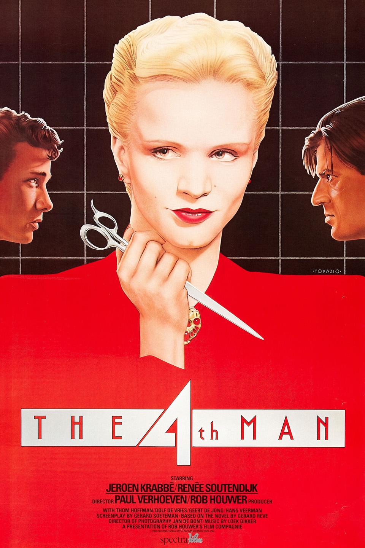 The fourth man 1983 sex scene