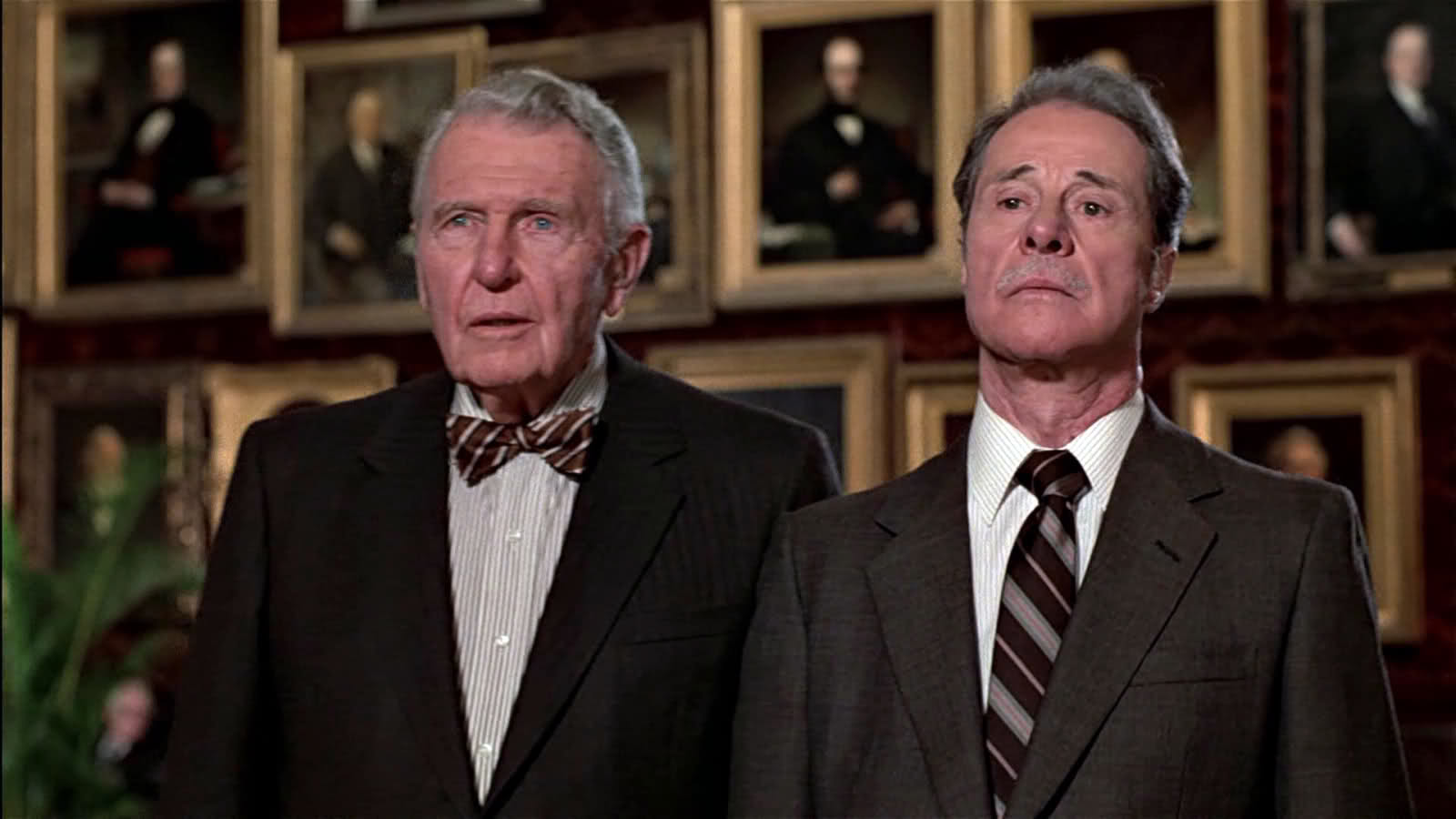 Don Ameche and Ralph Bellamy in Trading Places (1983)