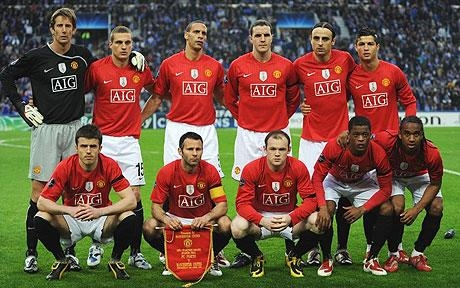 2008-2009 UEFA Champions League (2008)