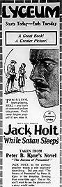 While Satan Sleeps (1922) Poster