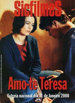 Where to stream Amo-te Teresa