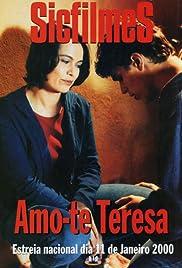 Amo-te Teresa Poster