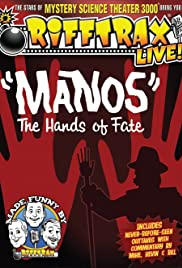 RiffTrax Live: Manos - The Hands of Fate Poster