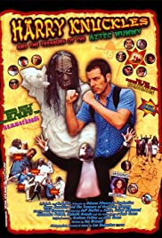 Harry Knuckles and the Treasure of the Aztec Mummy Poster