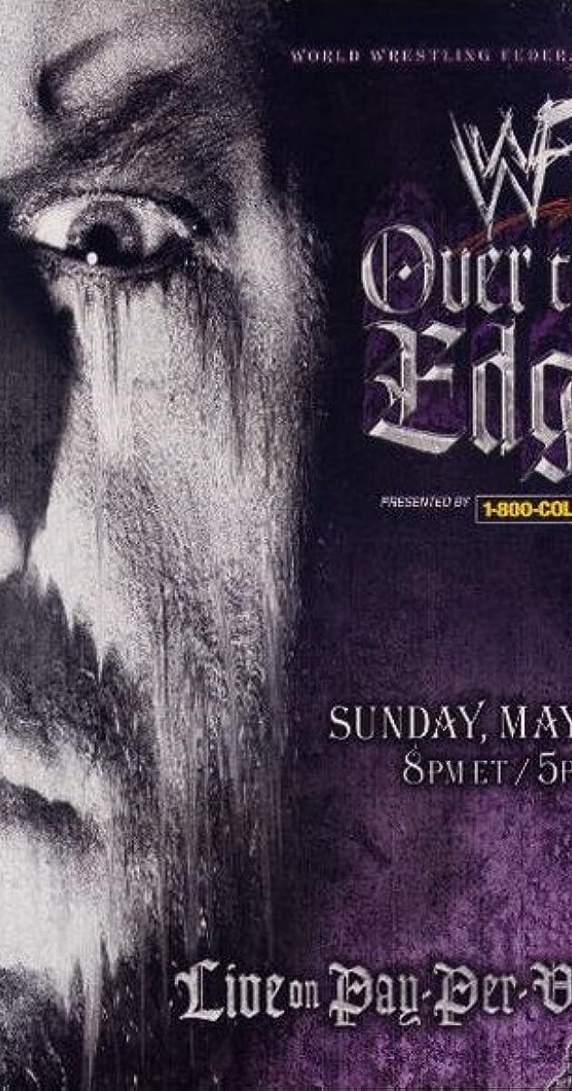 Wwf Over The Edge 1999 Imdb