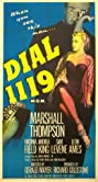 Dial 1119 (1950) Poster