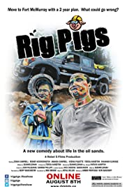 Rig Pigs Poster