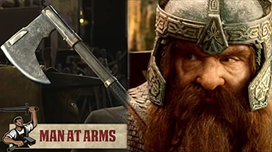 Dvd movie database download Forging Gimli's Bearded Axe: Lord of the Rings by none [1920x1280]