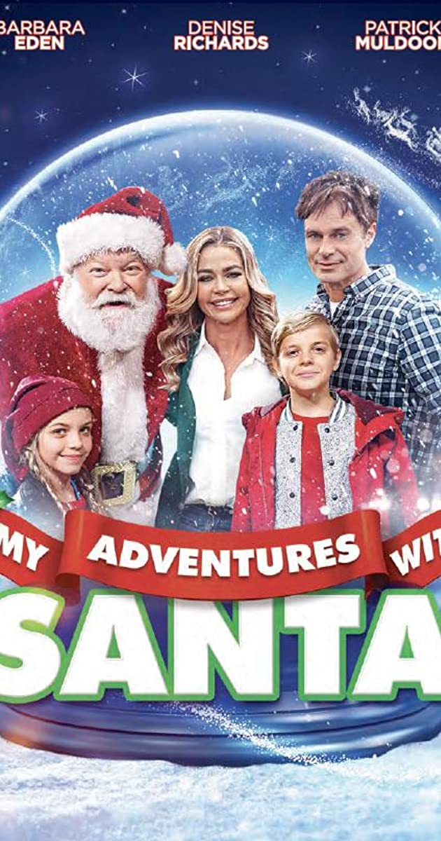 Subtitle of My Adventures with Santa