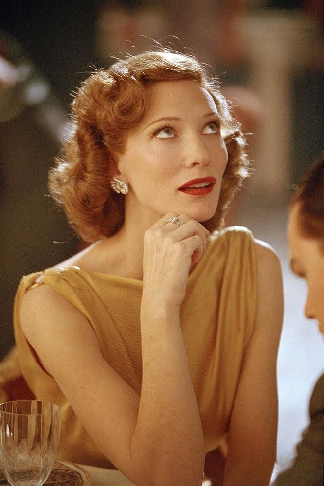 Cate Blanchett in The Aviator 2004