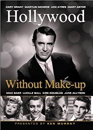 Clark Gable, Cary Grant, June Allyson, and Lucille Ball in Hollywood Without Make-Up (1963)