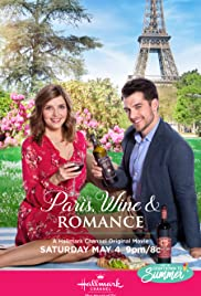 Paris, Wine and Romance Poster