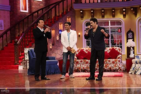 Vollständige Film-Downloads mp4 Comedy Nights with Kapil: Anu Malik and Kumar Sanu [720pixels] [Mkv]
