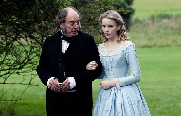 Alun Armstrong and Tamzin Merchant in The Mystery of Edwin Drood (2012)