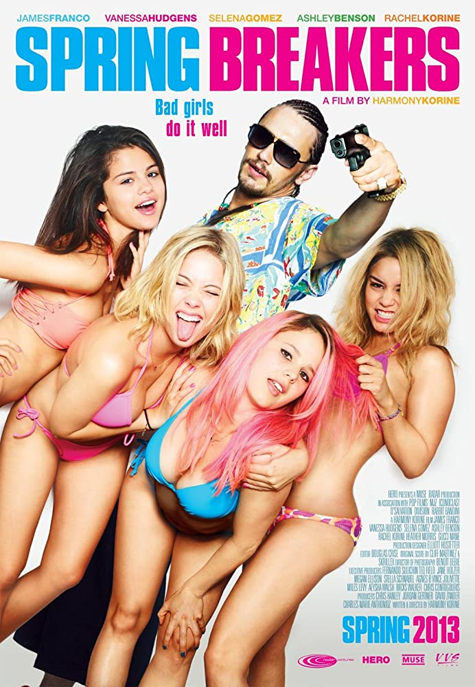 18+ Spring Breakers 2012 English 300MB BluRay 480p Download