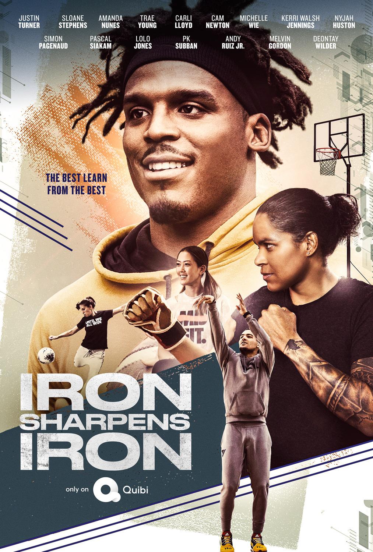 Iron Sharpens Iron movie poster