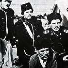 N. Genov, Apostol Karamitev, Petko Karlukovsky, and Stefan Pejchev in Geroite na Shipka (1955)