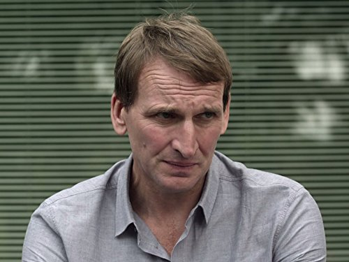 Christopher Eccleston in The Shadow Line (2011)