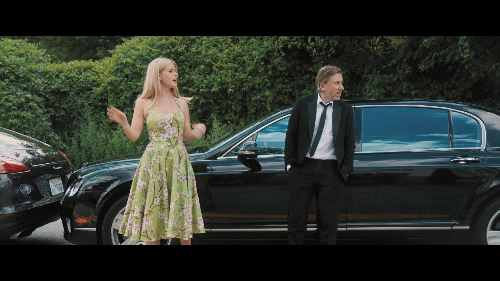 Tim Roth and Alice Eve in The Con Is On (2018)