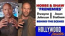 Detrás de escena con Hobbs y Shaw: ¿Dwayne Johnson y Jason Statham son amigos o enemigos? O frenemies?