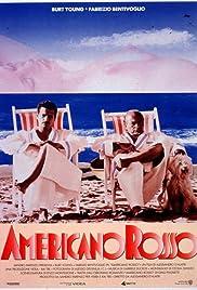 Americano rosso(1991) Poster - Movie Forum, Cast, Reviews