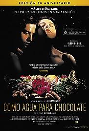 Como agua para chocolate(1992) Poster - Movie Forum, Cast, Reviews