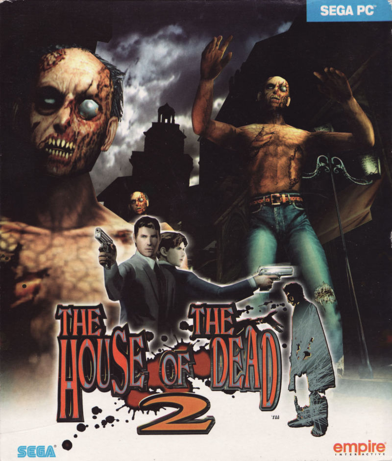The House Of The Dead 2 1999